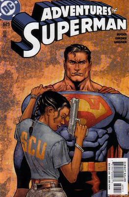 Superman Vol. 1 / Adventures of Superman Vol. 1 (1939-2011) (Comic Book) #629
