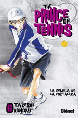 The Prince of Tennis (Rústica con sobrecubierta) #6