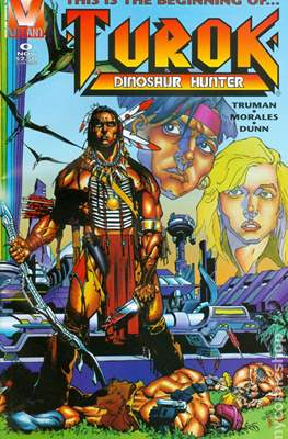 Turok: Dinosaur Hunter (1993-1996) (Grapa) #0