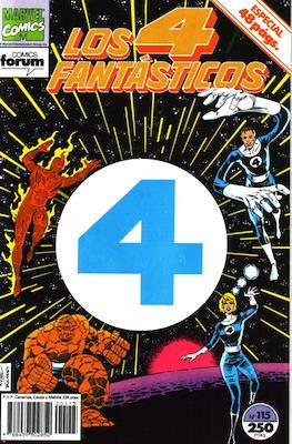 Los 4 Fantásticos Vol. 1 (1983-1994) (Grapa 36-32-24 pp) #115