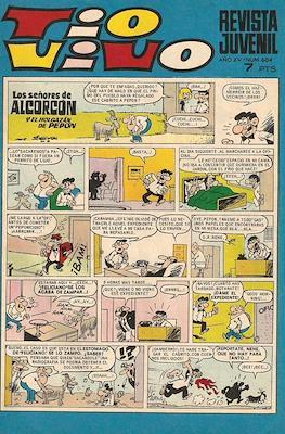 Tio Vivo. 2ª época (1961-1981) (Grapa) #604