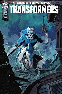 Transformers (2019) (Comic Book) #2