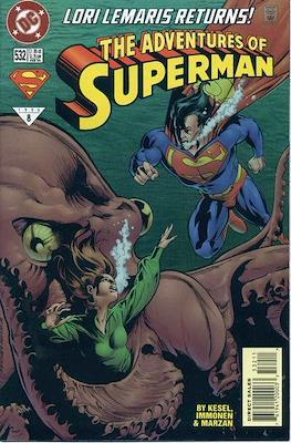 Superman Vol. 1 / Adventures of Superman Vol. 1 (1939-2011) (Comic Book) #532