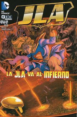 JLA: La JLA va al Infierno (Grapa) #2