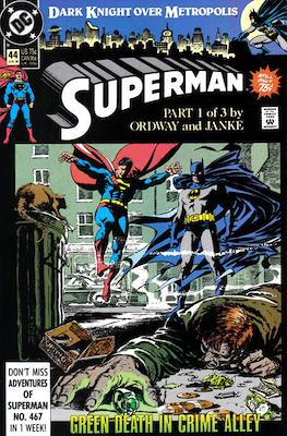 Superman Vol. 2 (1987-2006) (Comic Book) #44