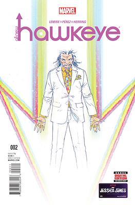 All-New Hawkeye (Vol. 2 2015-2016) (Grapa) #2