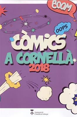 Catàleg concurso de còmic ''Còmics a Cornellà'' #30