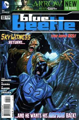 Blue Beetle Vol.9 New 52 #13