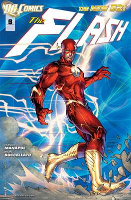The Flash Vol. 4 (2011-2016 Variant Cover) (Comic Book) #3.1