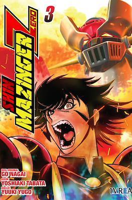 Shin Mazinger Zero (Rústica con sobrecubierta) #3