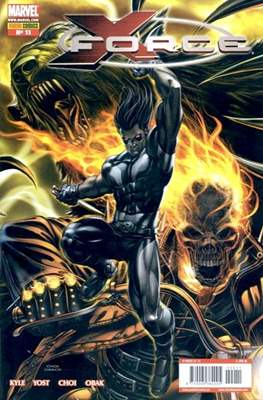 X-Force Vol. 3 (2008-2011) (Grapa, 24-48 pp) #11