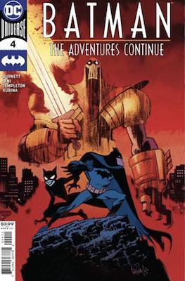 Batman: The Adventures Continue (Comic Book) #4