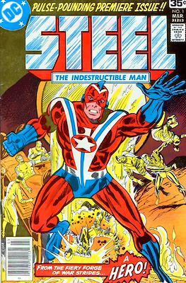 Steel Vol. 1 (Comic Book) #1