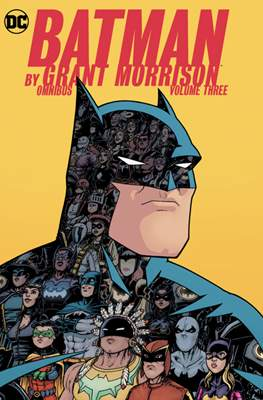 Batman by Grant Morrison Omnibus #3