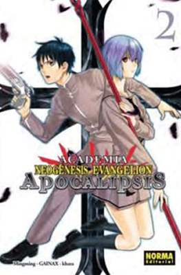 Academia Neogénesis Evangelion. Apocalipsis (Rústica con sobrecubierta) #2