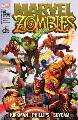 Marvel Zombies (Rústica) #1