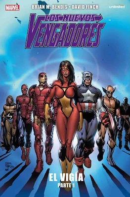 Los Nuevos Vengadores (Rústica) #4