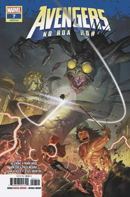 Avengers: No Road Home (Comic Book) #7