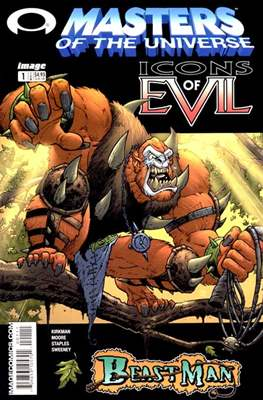 Masters of the Universe: Icons of Evil (Comic Book) #1