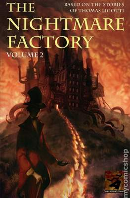 The Nightmare Factory (Softcover 112 pp) #2