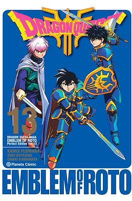 Dragon Quest: Emblem of Roto (Rústica con sobrecubierta) #13