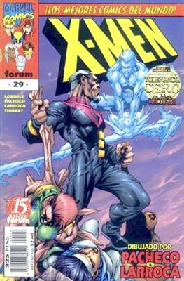 X-Men Vol. 2 / Nuevos X-Men (1996-2004) (Grapa 24 pp) #29