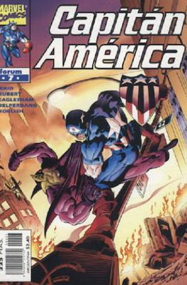 Capitán América Vol. 4 (1998-2000) (Grapa 28 pp) #7