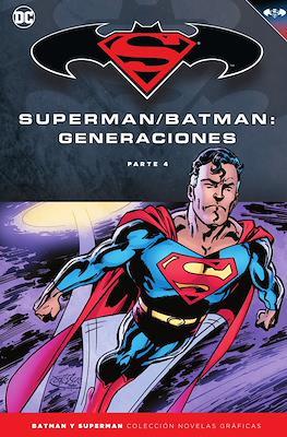 Batman y Superman. Colección Novelas Gráficas #60