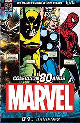 Coleccion Marvel 80 Años (Grapa) #1