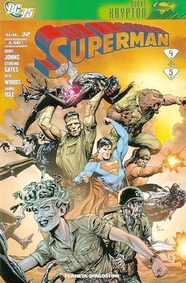 Superman (2007-2012) (Grapa. 48 pp) #32