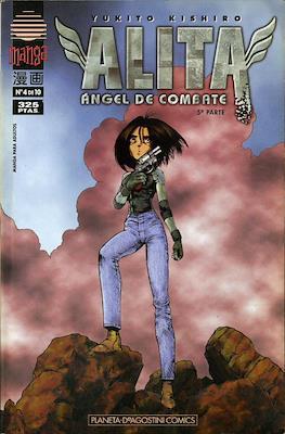 Alita, ángel de combate. 5ª parte #4