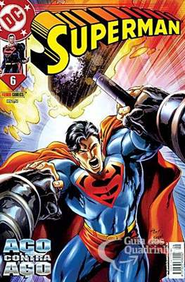 Superman. 1ª série (Grapa) #6