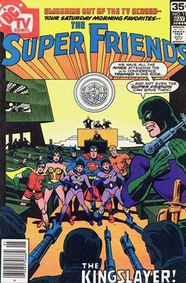 Super Friends Vol.1 (1976-1981) (Grapa, 32 págs.) #11