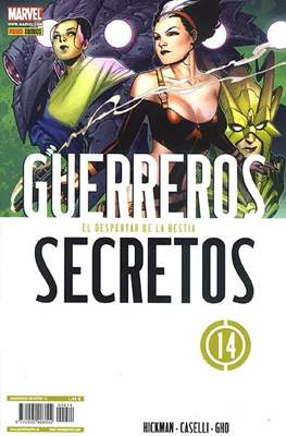 Guerreros secretos (2009-2012) (Grapa) #14