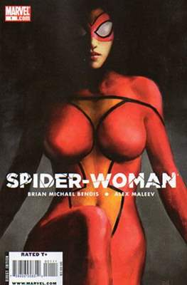 Spider-Woman (Vol. 4 2009-2010) (Comic Book) #1