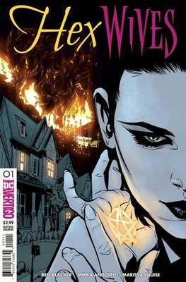 Hex Wives (Comic Book) #1