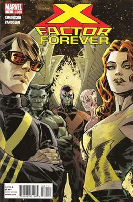 X-Factor Forever (Comic Book) #1