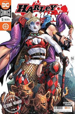 Harley Quinn. Nuevo Universo DC / Renacimiento (Rústica / Grapa) #35/5