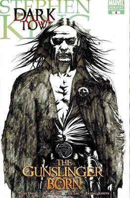 Dark Tower: The Gunslinger Born (Variant Sketch Cover) (Comic Book 40 pp) #2
