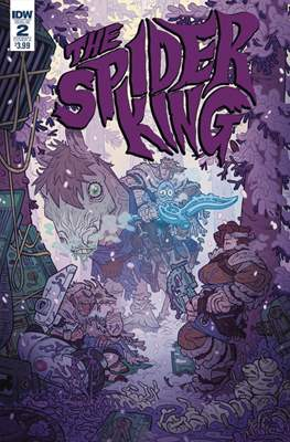 The Spider King #2