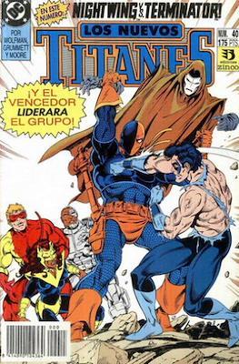 Nuevos Titanes Vol. 2 (1989-1992) #40
