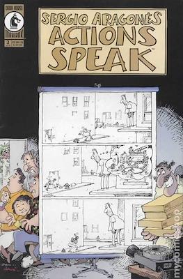 Sergio Aragonés Actions Speak (Miniserie) #3