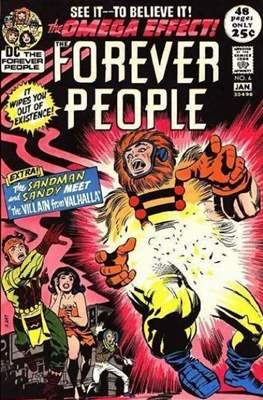 The Forever People #6