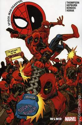 Spider-Man / Deadpool (Softcover) #6