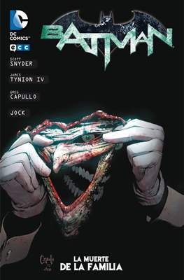 Batman de Scott Snyder (Cartoné 352 pp) #2