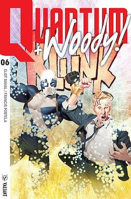 Quantum + Woody! (2017) (Comic-book) #6