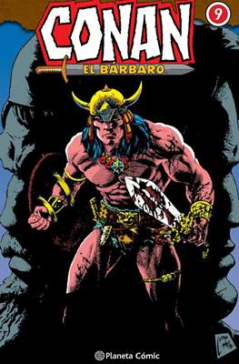 Conan El Bárbaro (Cartoné 600 pp Integral) #9