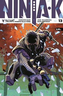 Ninja-K (Grapa) #13