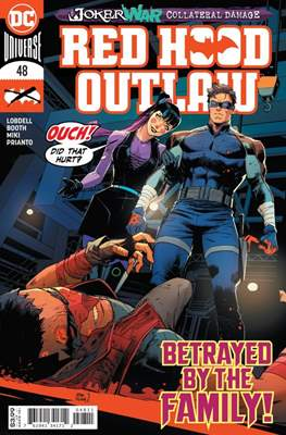 Red Hood and the Outlaws Vol. 2 (Comic Book) #48