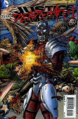 Justice League of America Vol. 3 (2013-2014) (Comic-Book) #7.1